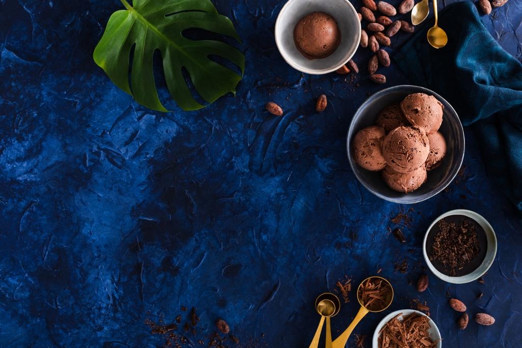 photographer, ice cream, chocolate, food, sweet