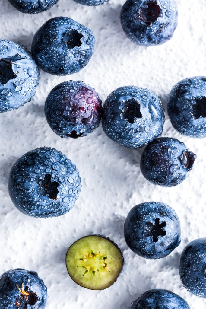blueberries, blueberry, macro photography, food photography, photographer,