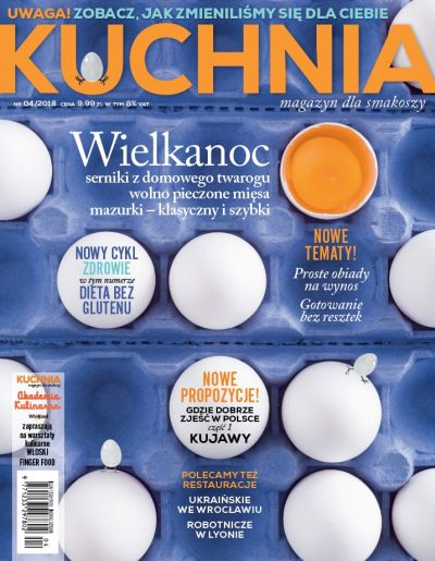 eggs, easter, cover, magazine, food